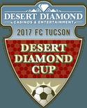 Desert Diamond Cup Logo