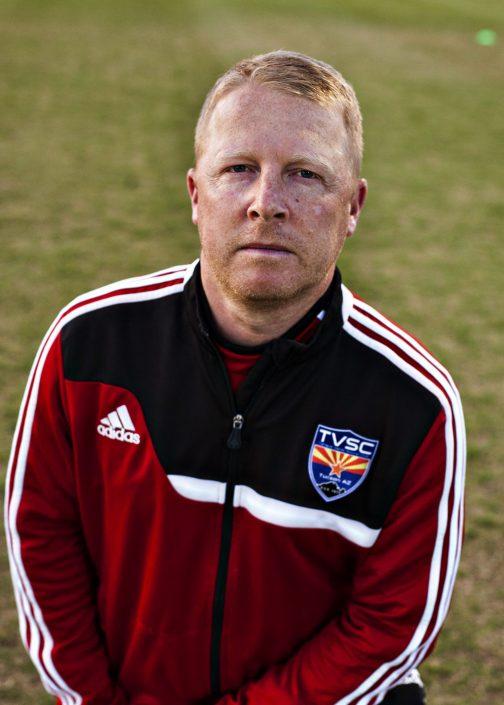 Jon Pearlman, Head Coach of FC Tucson